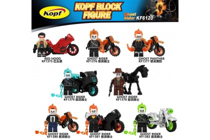 KF6120 Ghost Rider with motor