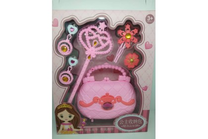 55998 Princess Bag with Accessories